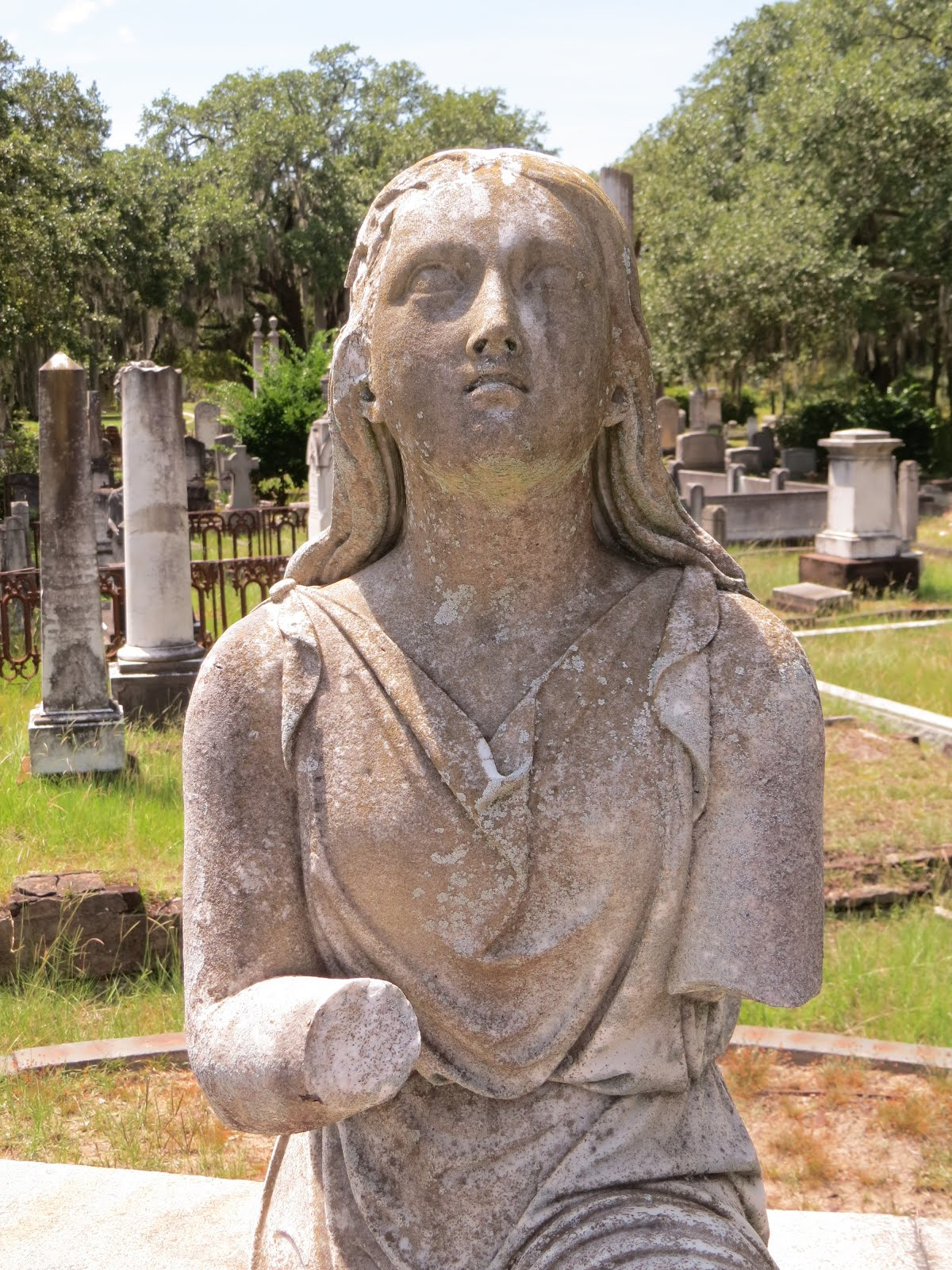 Magnolia Cemetery Ghost Story!