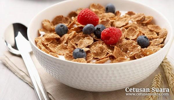 Sarapan pagi cereals