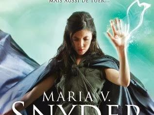 Le pouvoir des Lys, tome 1 : Précieuse de Maria V. Snyder