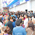 Grande movimentação na inauguração das Casas Bahia em Conquista