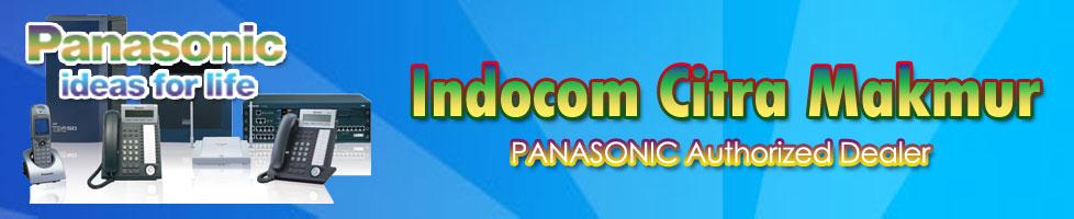 Jual - Beli PABX Panasonic Surabaya | Jasa Servis, Instalasi dan Setting PABX Panasonic Surabaya