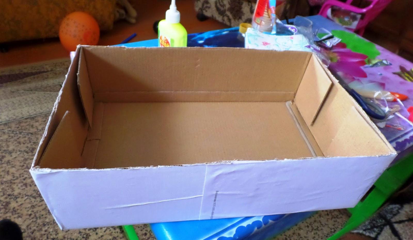 короб для интерьера своими руками