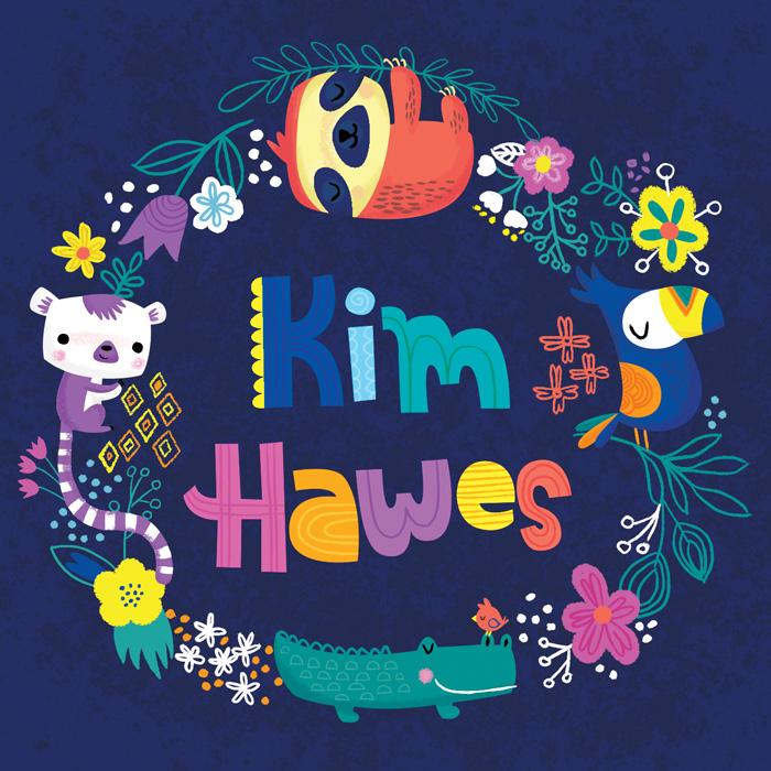 Kim Hawes