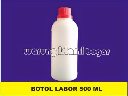 Jual Botol Pupuk Cair HDPE 500ml