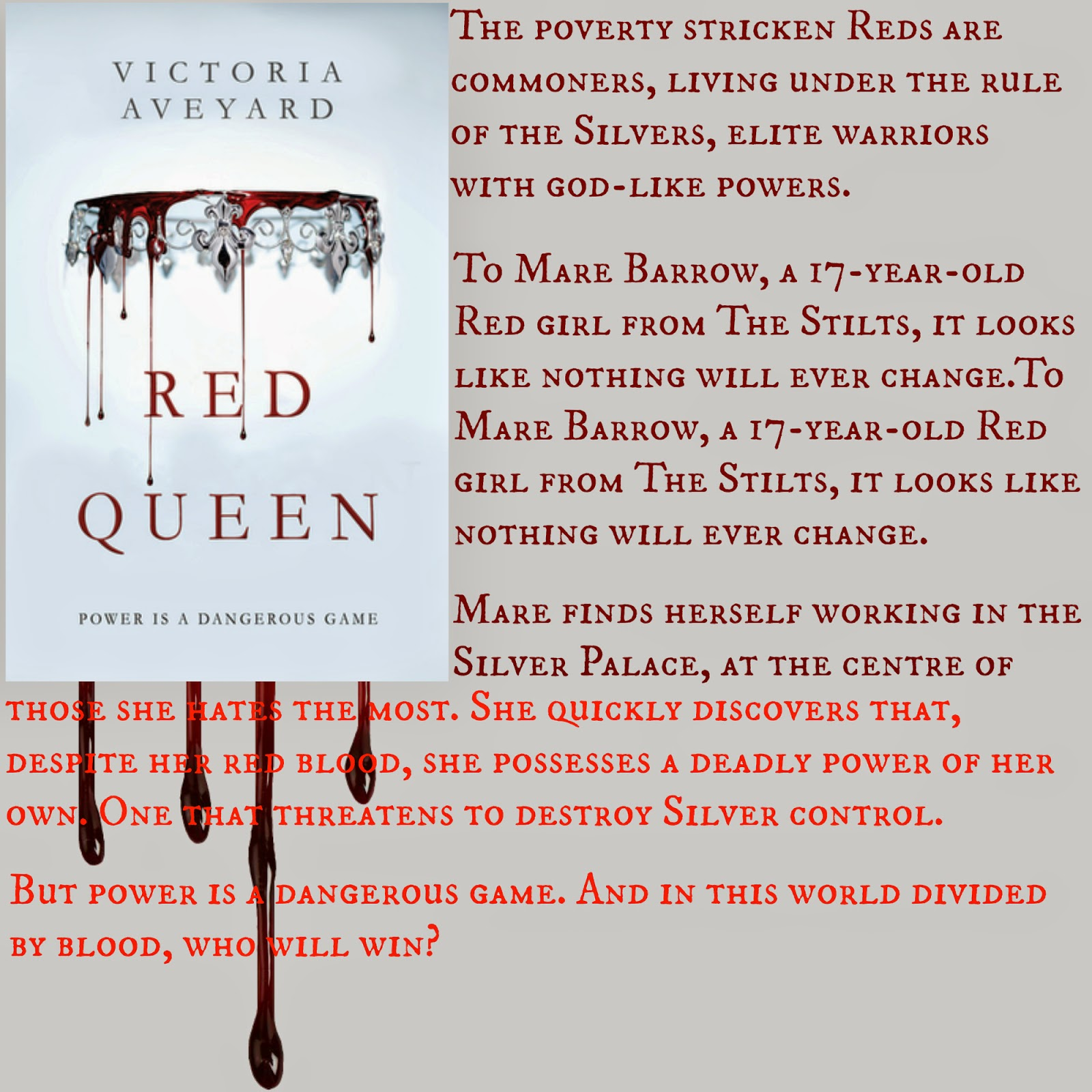 The red queen synopsis