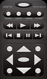 The remote control interface