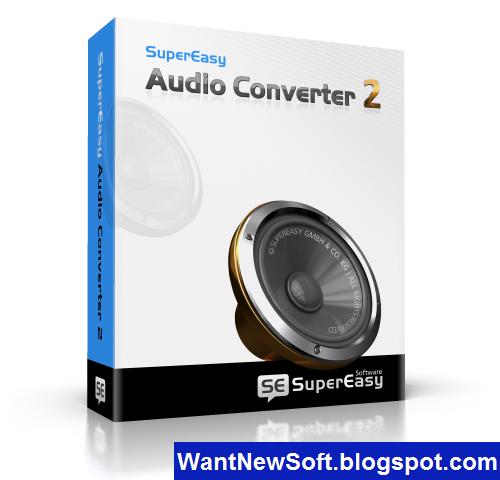 Скачать программуSuperEasy Audio Converter 3.0.4010 бесплатно.