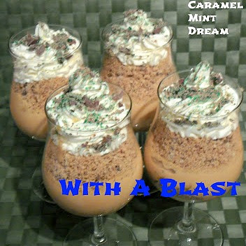 With A Blast: 7 Cool No-Bake Desserts     #desserts  #nobake  #recipes #summer #dessertrecipes