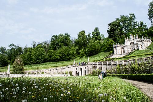 immagine: Giardini Villa della Regina