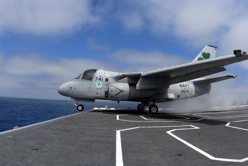 The S-3 Viking  US Navy Fighter Jet