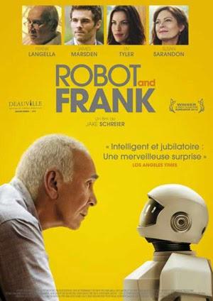 Robot & Frank 2012 poster