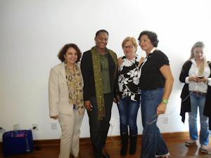 Drª Valquiria em Brasília no Encontro de Secretárias