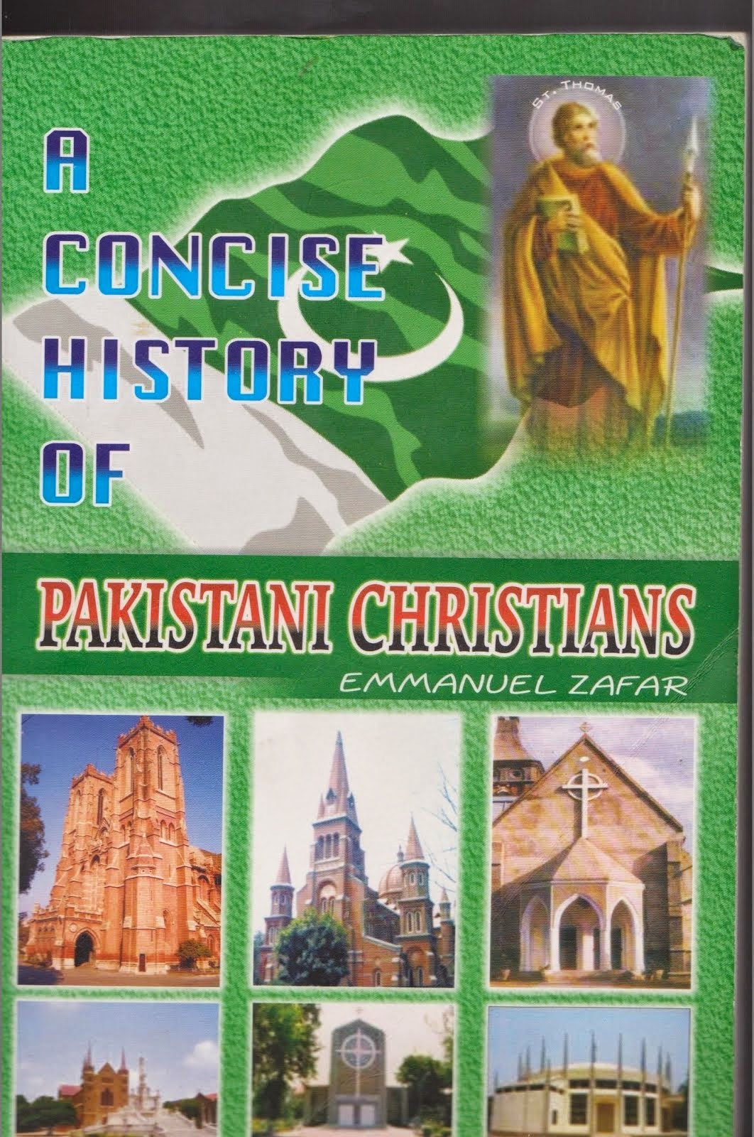 A Concise History of Pakistani Christians