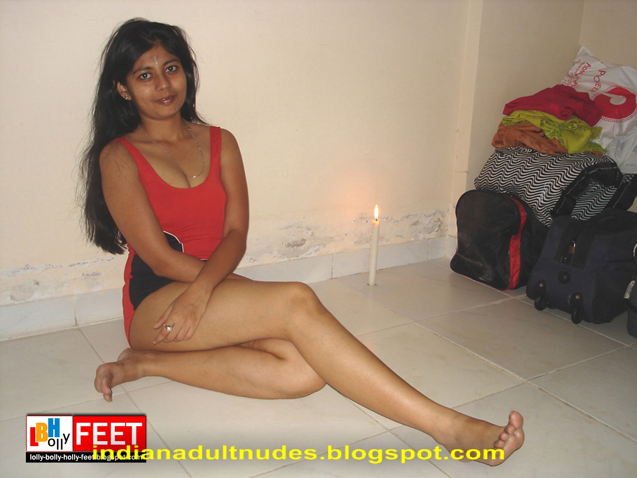 Indian Desi Girls Feet
