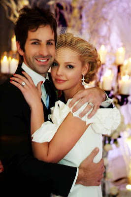 Katherine Heigl Wedding Hairstyle