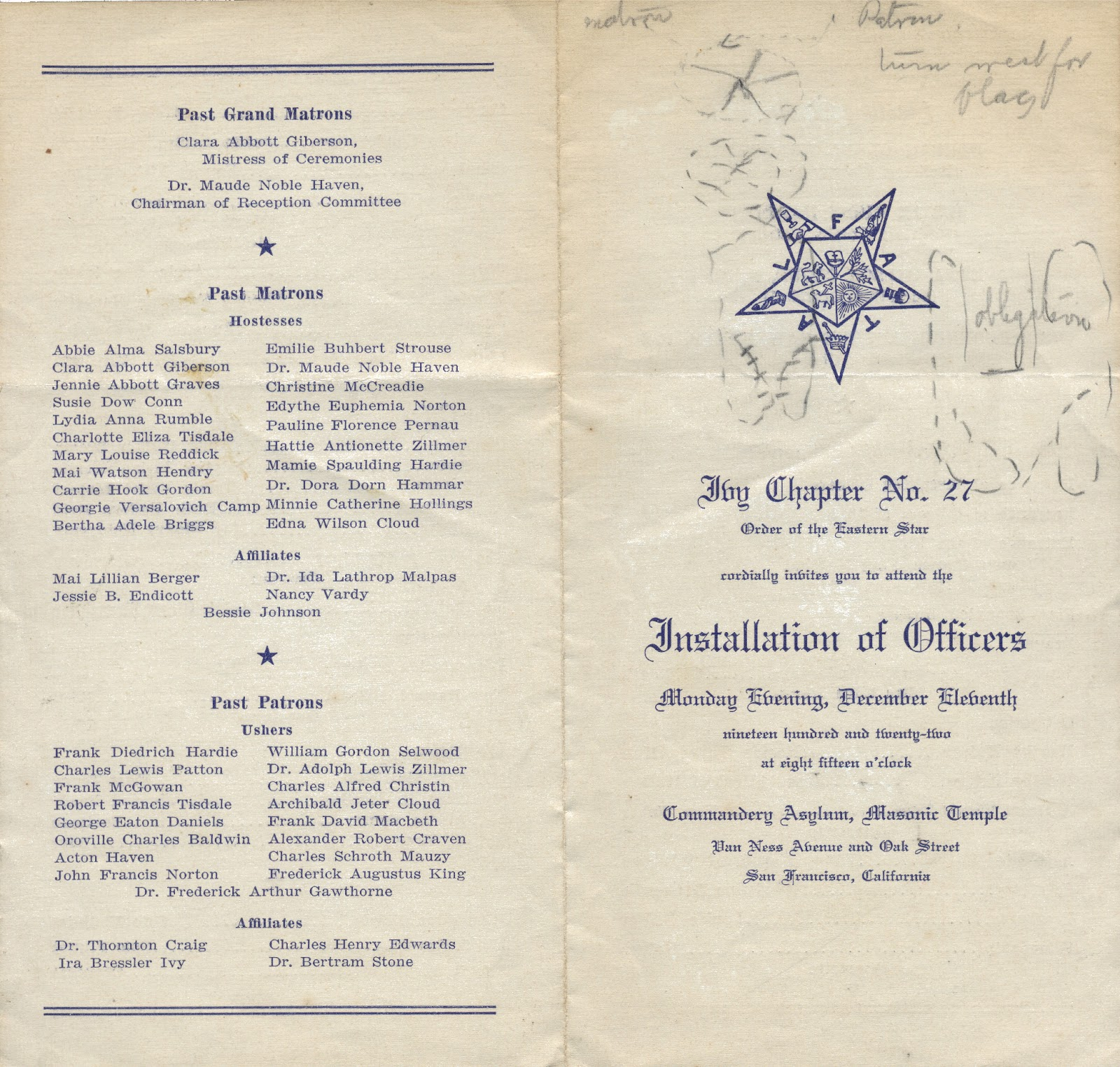 Order Of The Eastern Star Images The order of the eastern star