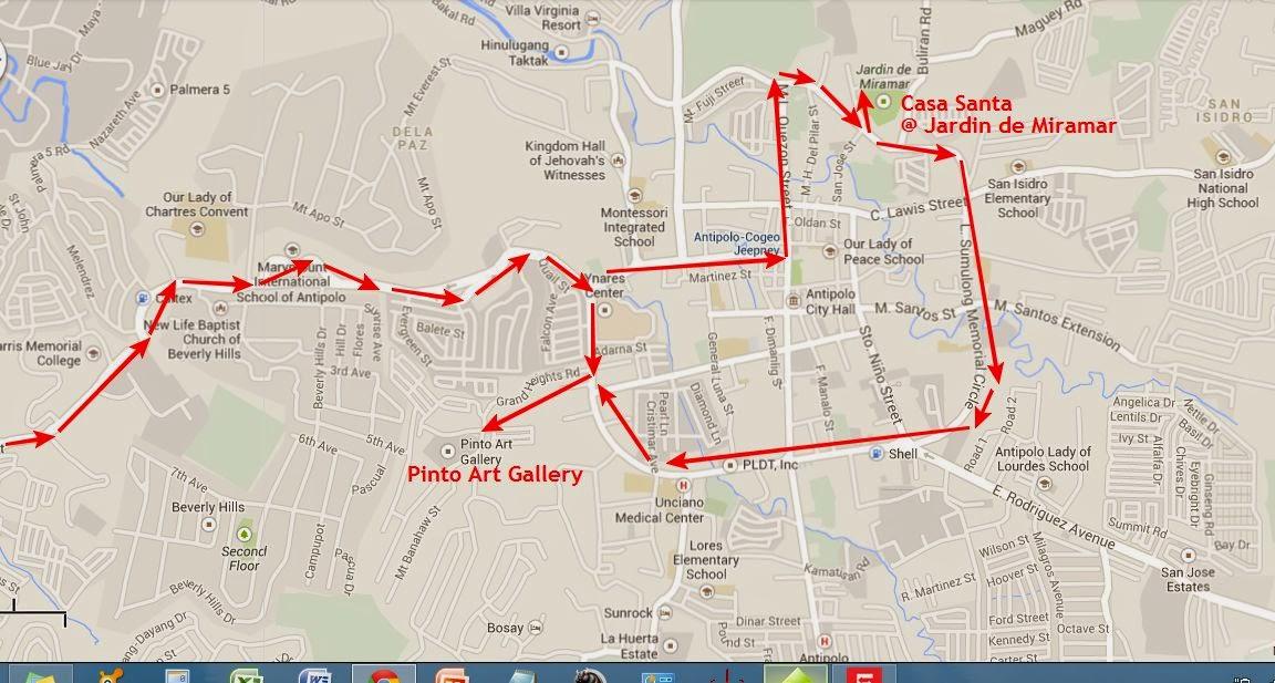 How to Go to Antipolo Rizal Explore MyPHILIPPINES
