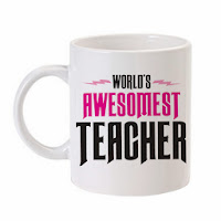 World's Awesomest Personalized Mug Fuchsia