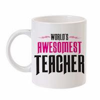 World's Awesomest Personalized Mug Fuchsia
