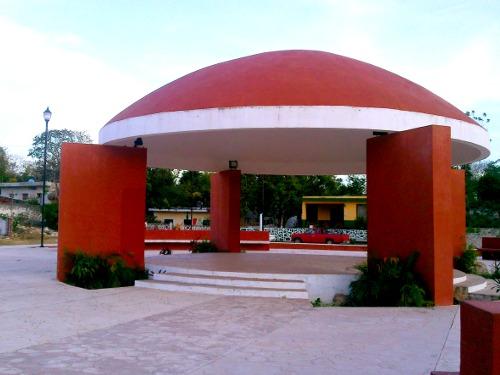 Quiosco Mexico Yucatan