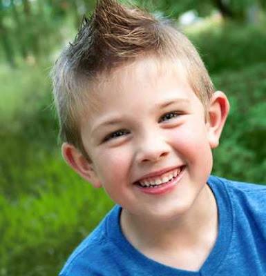 model rambut pendek anak faux hawk 2155478