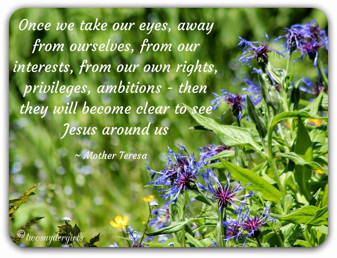 How we see Jesus