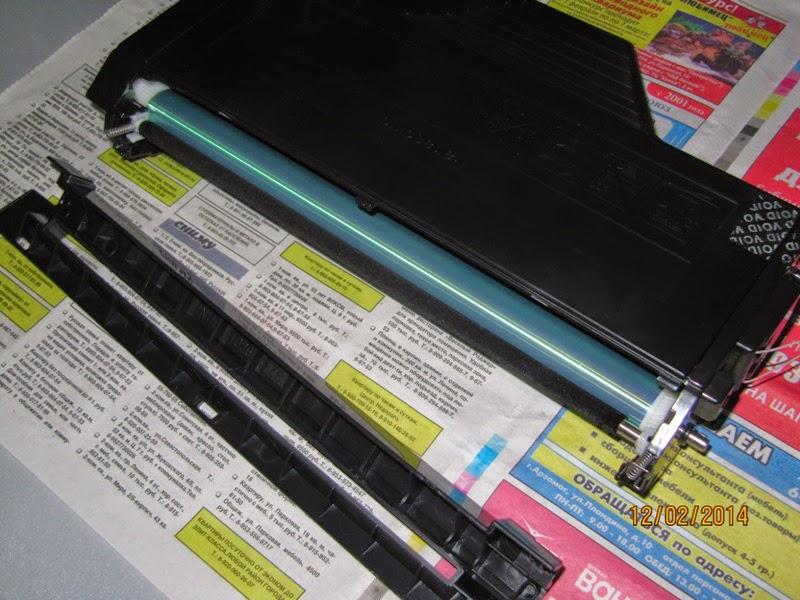 Panasonic kx mb1500 заправка картриджа своими руками