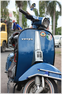 Vespa PTS - Catthy