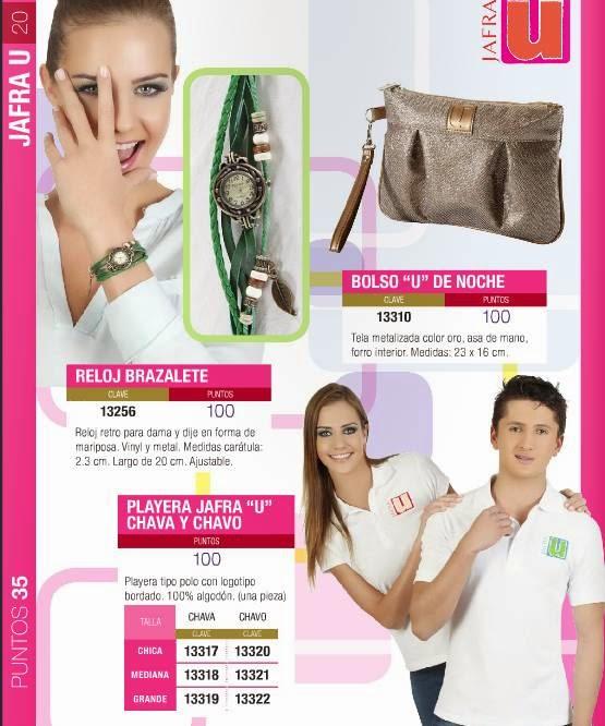 Promocion Puntos Jafra U 35-2015