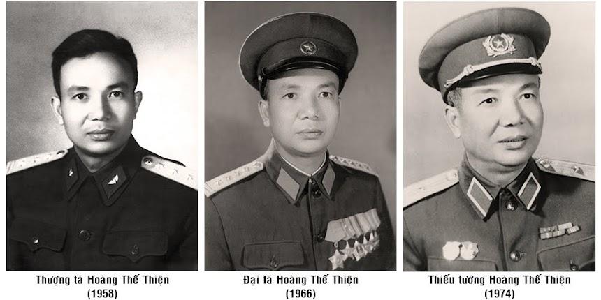 Thiếu tướng Hoàng Thế Thiện (1922-1995)