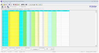 Konfigurasi Aplikasi Billing Explorer Deskpro 6 2007