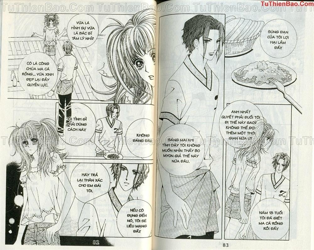 Ma cà rồng hộ mệnh Chapter 10 - Trang 39
