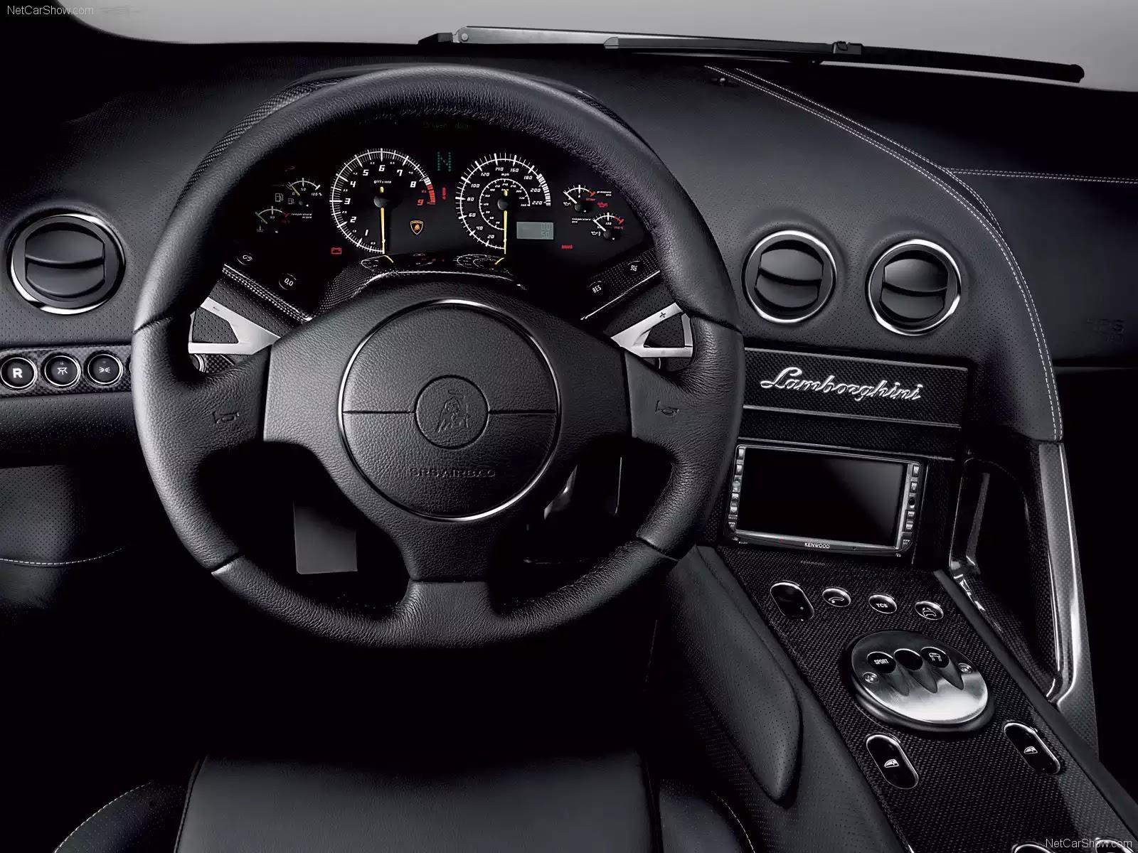 Hình ảnh siêu xe Lamborghini Murcielago LP640 Roadster 2007 & nội ngoại thất