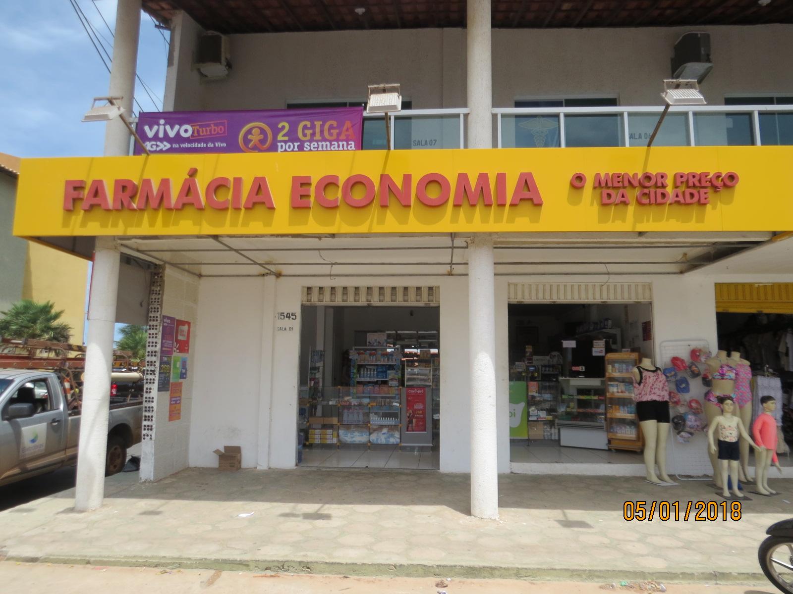 Farmácia Economia