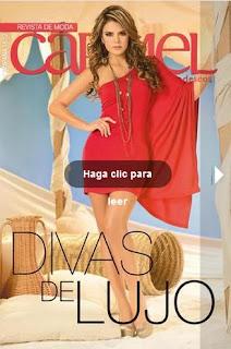 Catalogo Carmel campana 18 2012