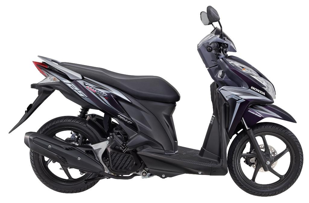 fi cbs onyx violet harga dan spesifikasi honda vario techno 125 pgm fi ...