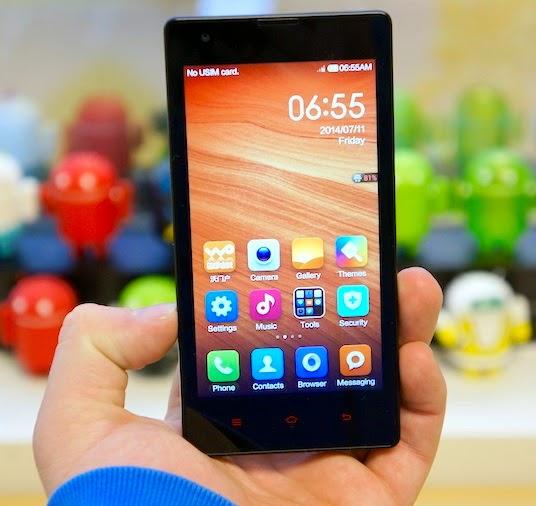 Harga dan Spesifikasi Xiaomi Redmi 1S