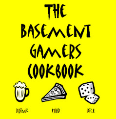 Basement Gamers Cookbook
