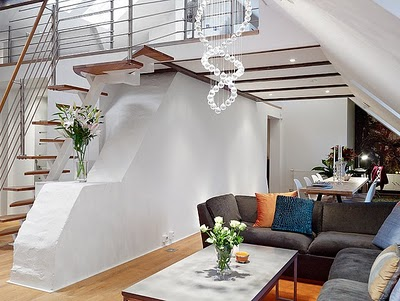 Blog dekogama como decorar una escalera - Decoracion bajo escalera ...