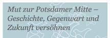 Petiiton für die Potsdamer Mitte