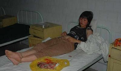 Os casos de abortos forçados se multiplicam pela China toda