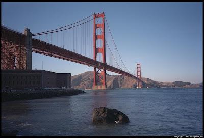 Lugares mas visitados del mundo | Golden Gate