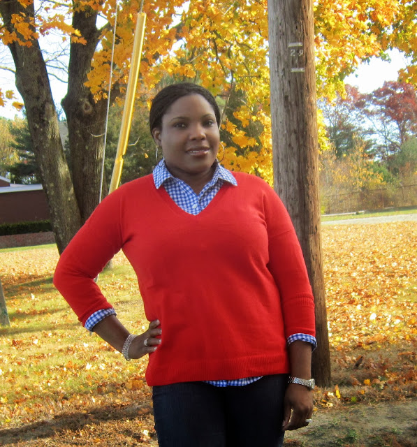 Blue and Red, Ever soft Sweater