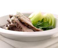 Grilled Thai Leg of Lamb