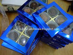 Coklat Hiasan