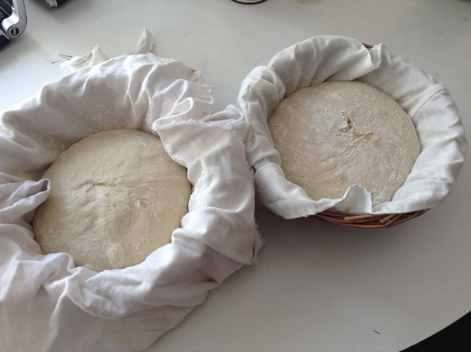 nouvelle recette pain levain levure