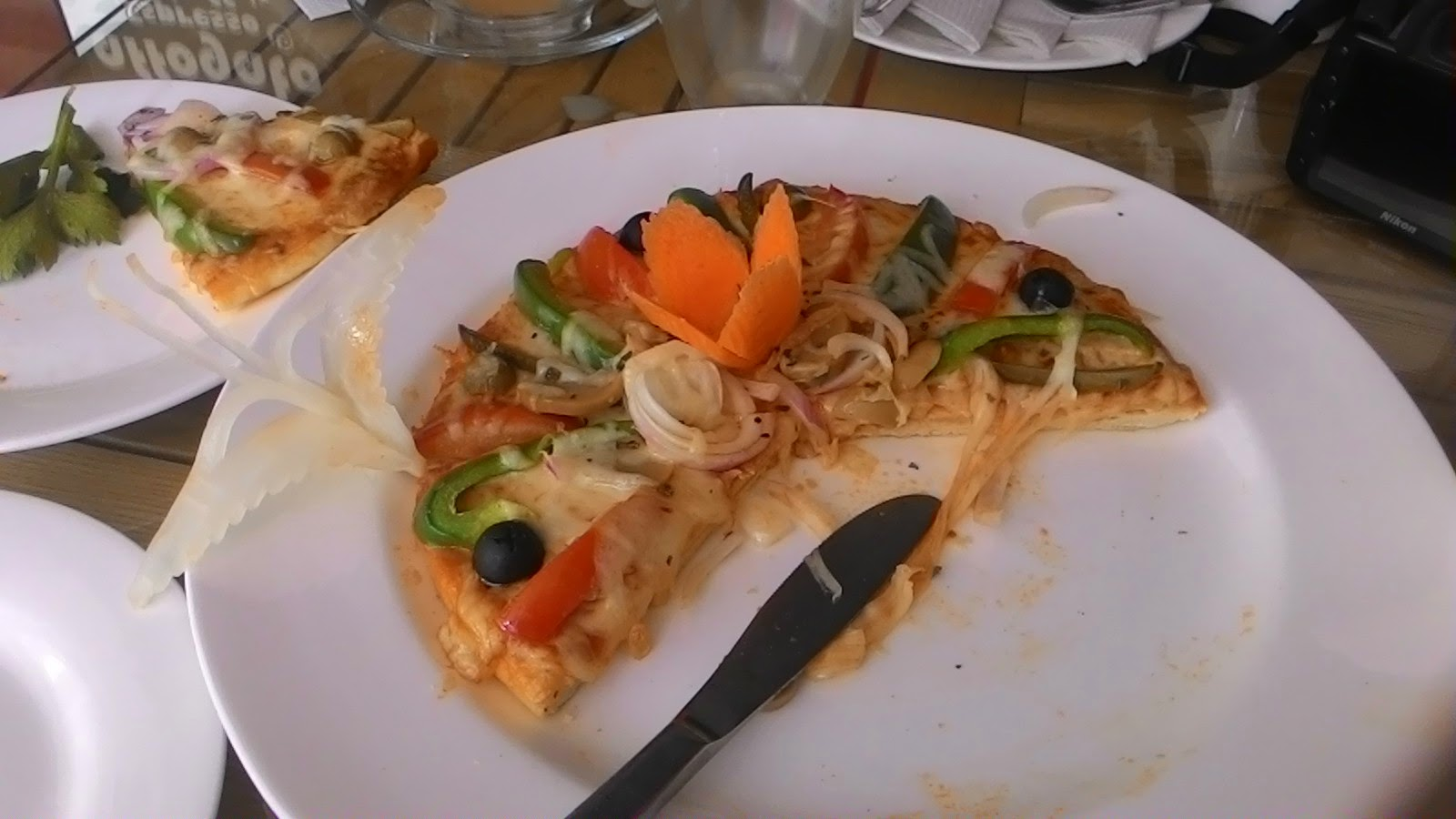 Vegetarial Nepalis Pizza