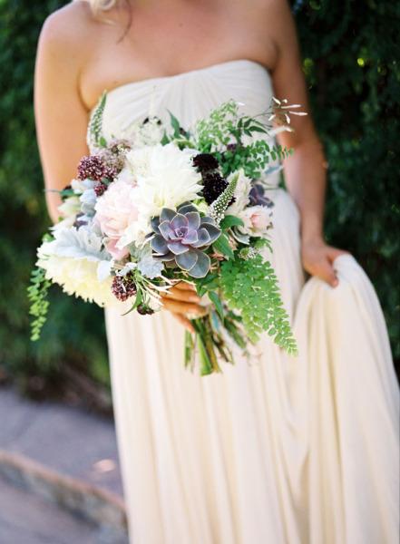 оформление свадьбы морской стиль букет невесты