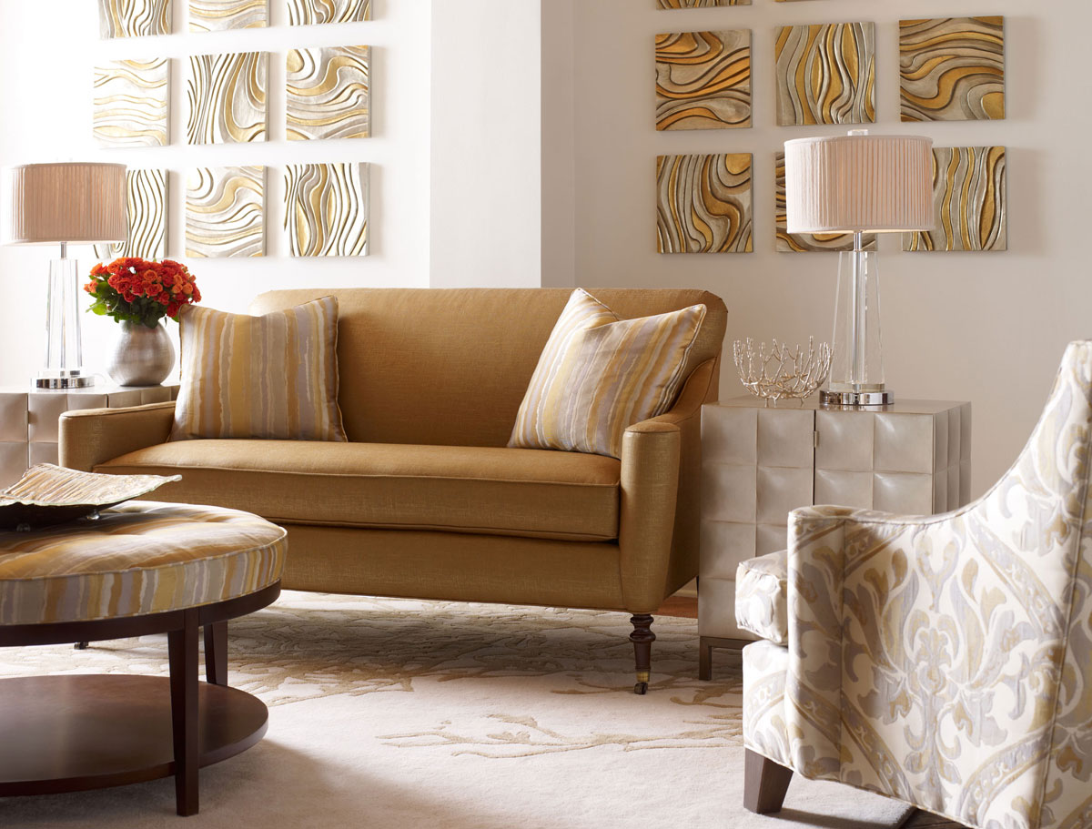 2013 Candice Olson's Living Room Furniture Collection | Furniture ...