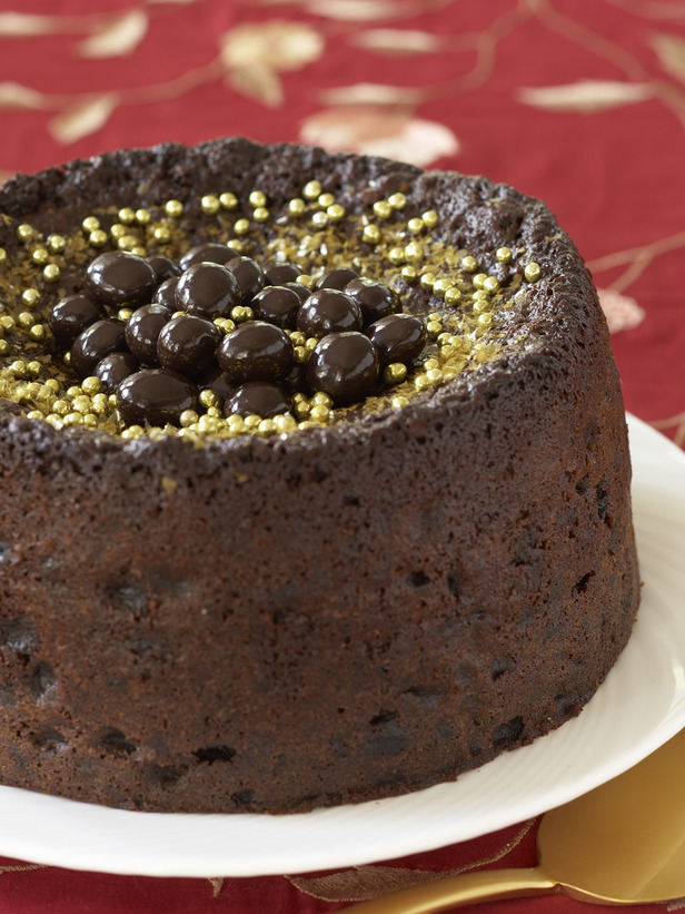 Fruit Chocolate Cake Images : Chocolate Fruit Cake Recipe